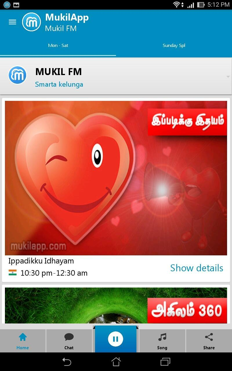 MUKIL APP - Tamil Infotainment for Android - APK Download