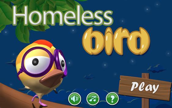 HomelessBird poster