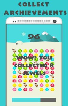 Jewel Crush Mania screenshot 1