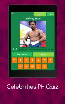 Celebrities PH Quiz screenshot 5