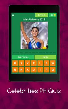 Celebrities PH Quiz screenshot 7
