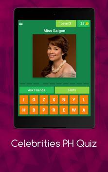 Celebrities PH Quiz screenshot 8