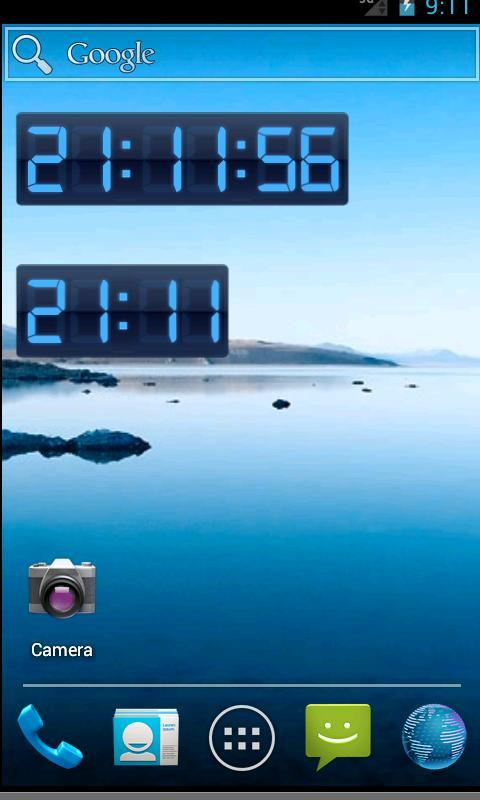 Digital Clock for Android - APK Download