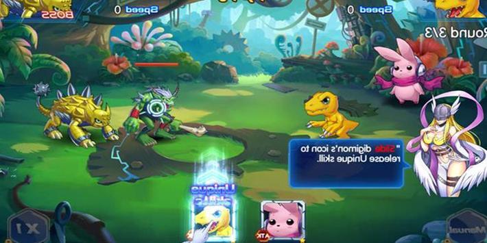 Super Digital World Digimon Tips poster