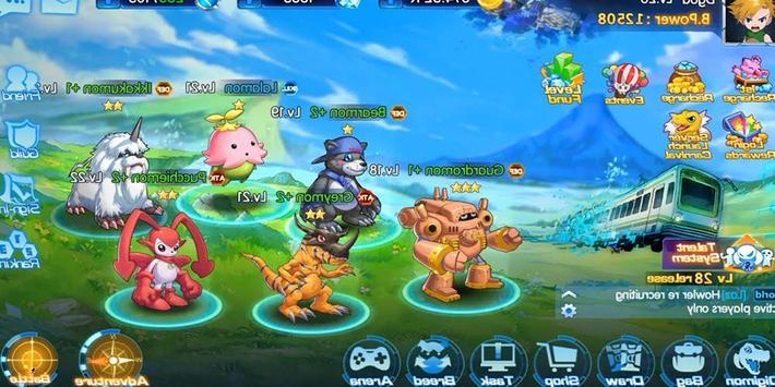 Super Digital World Digimon Tips apk screenshot