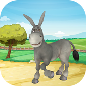 Talking Donkey icon