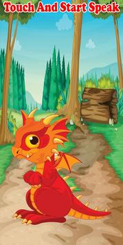 Talking Dragon poster