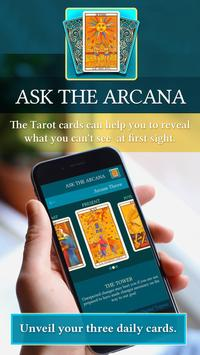 Ask the Arcana: Tarot telling for Android - APK Download