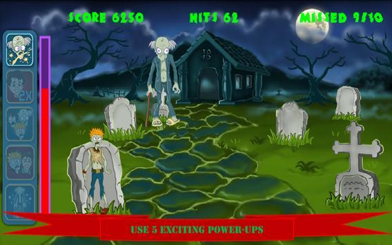 Whack the Zombies screenshot 5