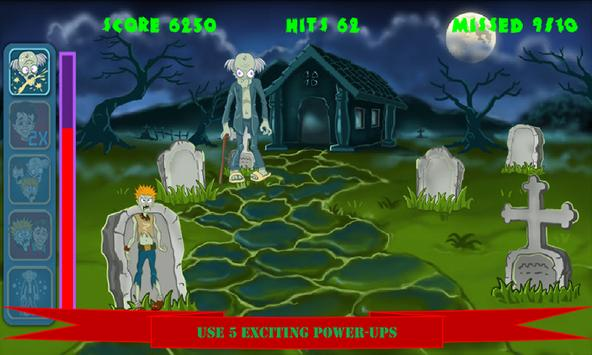 Whack the Zombies screenshot 2