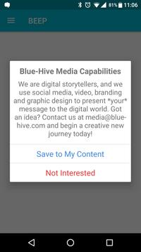 BEEP > Real-time Intelligence @ Events/Conferences apk screenshot