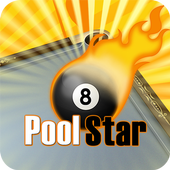 8 Pool Star icon