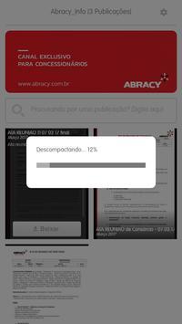 Abracy_Info apk screenshot
