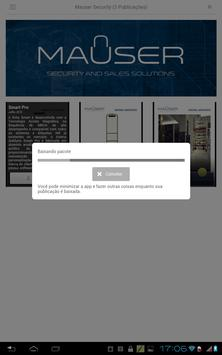 Mauser Security apk screenshot