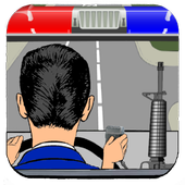Install App action android Police Siren Prank APK