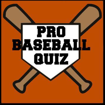 Pro Baseball Quiz - MLB poster