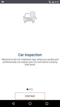 Car inspection Demo poster