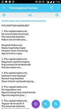 CMF Kalenjin Hymns screenshot 4