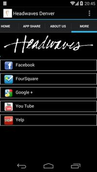 Headwaves Denver apk screenshot