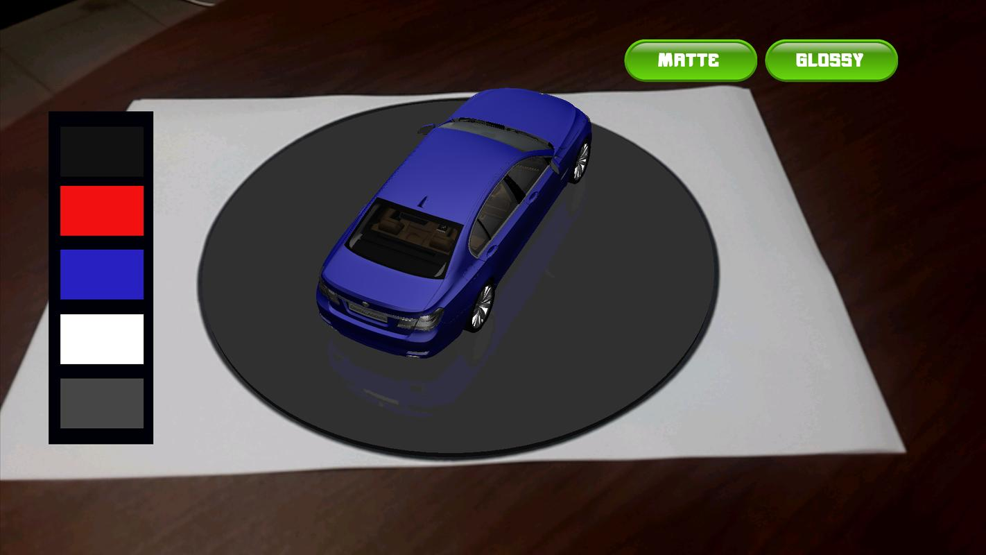 Car Visualizer: 3D AR Car Visualizer For Android