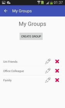 Event Manager apk screenshot