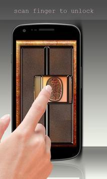 Biometric Door Lock Prank poster