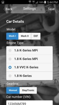 DAG MGF Maintenance Manual apk screenshot