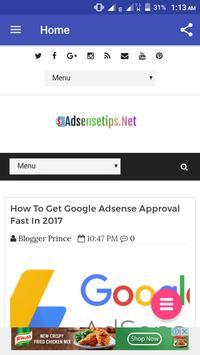 AdsenseTips poster