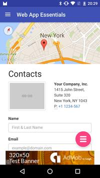 Web App Essentials apk screenshot