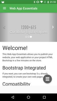 Web App Essentials poster