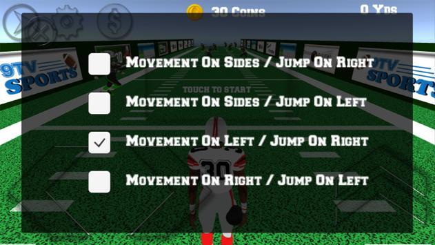 Rushing Yards 3D apk screenshot