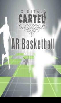 AR Basketball Game Demo poster