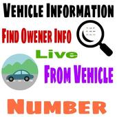 RTO - Vehicle Information icon