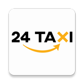 24 Taxi Скопје icon