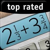 Fraction Calculator Plus icon