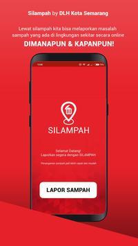 SILAMPAH - Aplikasi Lapor Sampah poster