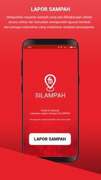 SILAMPAH - Aplikasi Lapor Sampah screenshot 1