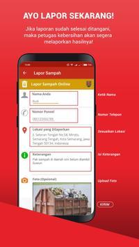 SILAMPAH - Aplikasi Lapor Sampah screenshot 2