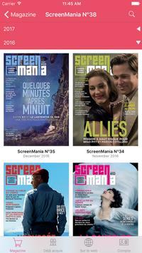ScreenMania Mag Ciné poster