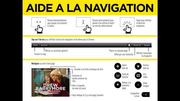 ScreenMania Mag Ciné apk screenshot