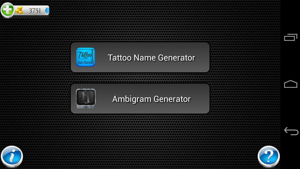 Tattoo Name Design Generator For Android Apk Download