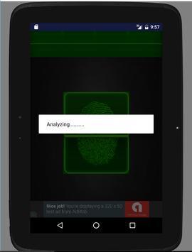 Lie Detector Prank apk screenshot