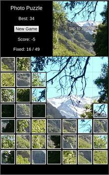 Photo Puzzle screenshot 5