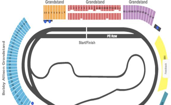 Tickets for NASCAR Races apk screenshot