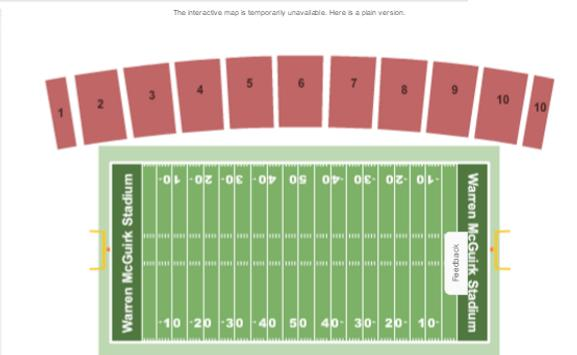 College Football Tickets screenshot 1