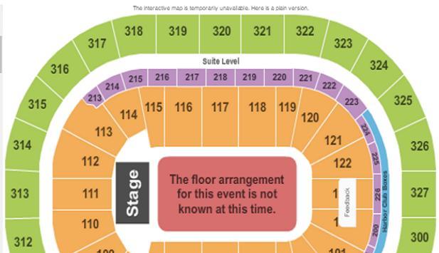 Tickets for UFC Events apk screenshot