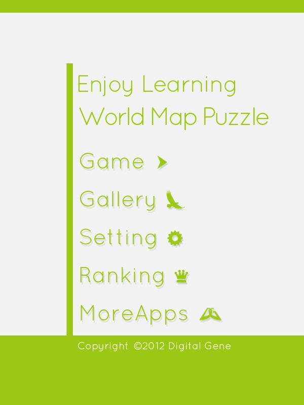 Enjoylearning world map puzzle descarga apk gratis educativos enjoylearning world map puzzle captura de pantalla de la apk gumiabroncs Choice Image