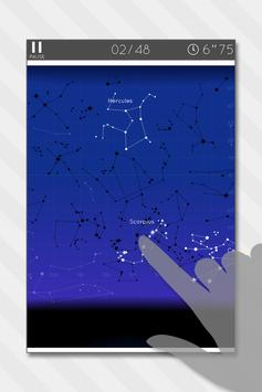 Enjoy L. Constellation Puzzle poster