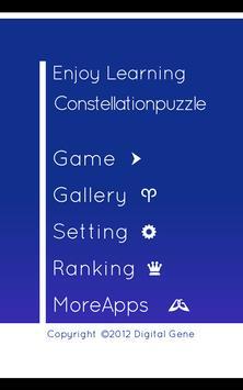 Enjoy L. Constellation Puzzle screenshot 14