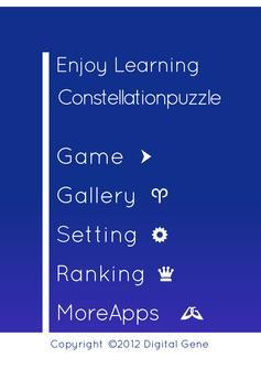 Enjoy L. Constellation Puzzle screenshot 4